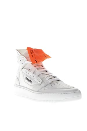 BLACK HIGH TOP SNEAKERS AI 2018 THoMS NICOLL | 55 | 465VARIANTE BIANCO