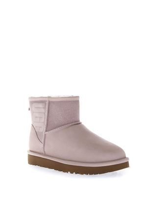 PINK CLASSIC SUEDE BOOTS FW 2018 UGG AUSTRALIA | 52 | 1098452WMINI CLASSPINK