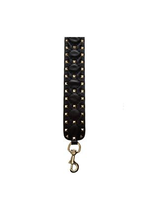 BLACK ROCKSTUD SHOULDER IN LEATHER FW 2018 VALENTINO GARAVANI | 2 | QW1P0P37BNAP0NO