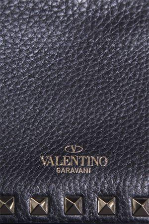 ROCKSTUD BLEACK LEATHER SHOULDER BAG FW 2018 VALENTINO GARAVANI | 2 | QW2B0809VSF0NO