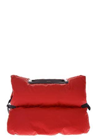 RED PADDED SMALL BAG FW 2018 VALEXTRA | 2 | V3A5634800URRLBLU/ROSSO