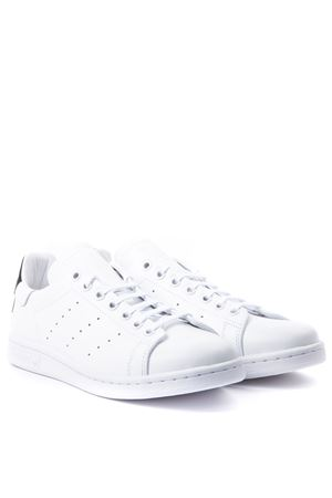 STAN SMITH RECON WHITE & BLACK LEATHER SNEAKERS FW 2019 ADIDAS ORIGINALS | 55 | EE5785STAN SMITH RECONFTWWHT/CBLACK/GOLDMT