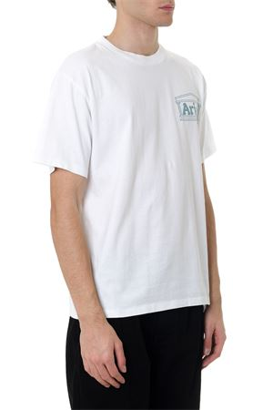 ARIES WHITE COTTON T-SHIRT FW 2019 ARIES | 15 | FQAR60006142635042