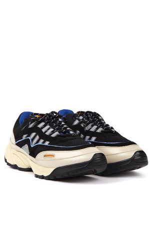 SNEAKERS RUNNER IN MESH BLU AI 2019 AXEL ARIGATO | 55 | 30143DEMO RUNNERBEIGEGREY/BLUE
