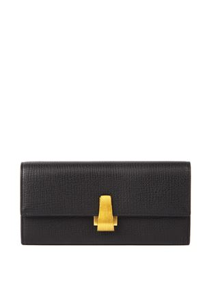 BLACK LEATHER WALLET FW 2019 BOTTEGA VENETA | 34 | 576638VMAO28633