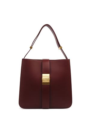 MARIE BURGUNDY NAPPA LEATHER SHOULDER BAG FW 2019 BOTTEGA VENETA | 2 | 578344V0EKG6208