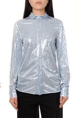 MIRROR SEQUINS EMBELLISHED SHIRT FW 2019 BOTTEGA VENETA | 9 | 586976VKFI04022