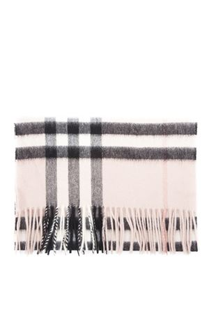 CASHMERE TARTAN PATTERN SCARF FW 2019 BURBERRY | 20 | 80155251A1424