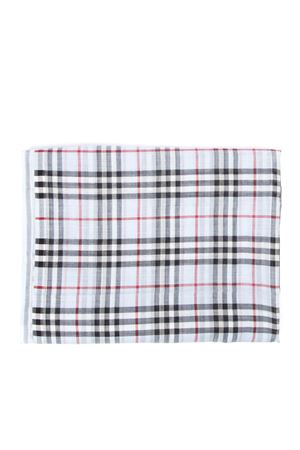 WOOL & SILK CHECK VINTAGE SCARF FW 2019 BURBERRY | 20 | 80159931A1397
