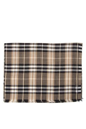 WOOL & SILK CHECK VINTAGE SCARF FW 2019 BURBERRY | 20 | 80164251A1426