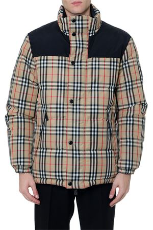 VINTAGE CHECK PUFFER JACKET FW 2019 BURBERRY | 27 | 80188621A7028