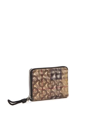 TPU WALLET WITH ZIP AND 3D ALL OVER PRINT FW 2019 BURBERRY | 34 | 80211181A7026