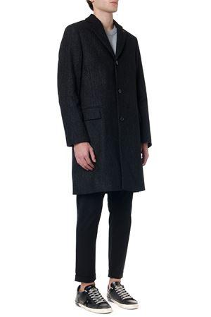 BLACK WOOL BLEND COAT FW 2019 CALVIN KLEIN | 31 | K10K1042911BDS