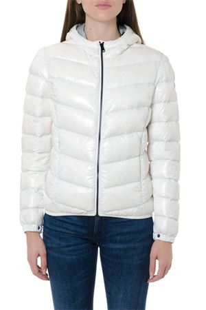 WHITE LACQUERED-EFFECT DOWN JACKET  FW 2019 COLMAR ORIGINALS | 27 | 22475TW01