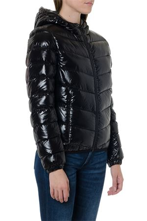 BLACK LACQUERED-EFFECT DOWN JACKET FW 2019 COLMAR ORIGINALS | 27 | 22475TW99