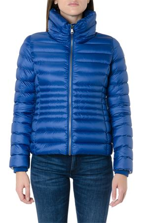 BLUE COLOR NYLON DOWN JACKET FW 2019 COLMAR ORIGINALS | 27 | 2253R7QD427