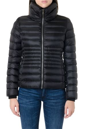 BLACK COLOR NYLON DOWN JACKET FW 2019 COLMAR ORIGINALS | 27 | 2253R7QD99