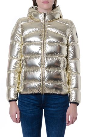 GOLD METALLIC NYLON DOWN JACKET FW 2019 COLMAR ORIGINALS | 27 | 2275U6TN214