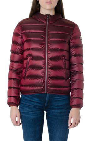DOWN JACKET WITH HOOD COLOR AMARANTH FW 2019 COLMAR ORIGINALS | 27 | 2286N7QD416