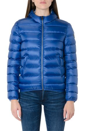 DOWN JACKET WITH HOOD COLOR BLUE FW 2019 COLMAR ORIGINALS | 27 | 2286N7QD427