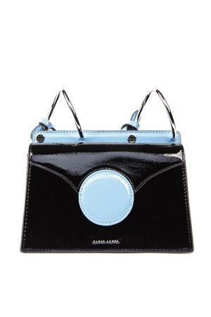 BLACK PHOEBE PATENT LEATHER BAG FW 2019 DANSE LENTE | 2 | P19151400MINI PHOEBEBLACK