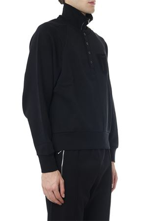 BLACK JERSEY COTTON SWEATSHIRT FW 2019 GR UNIFORMA X DIESEL RED TAG | 19 | GR02T30200S54JBLACK