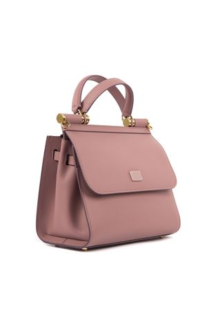 SICILY 58 PINK LEATHER BAG FW 2019 DOLCE & GABBANA | 2 | BB6622AV38580472