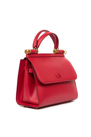 RED SICILY LEATHER BAG FW 2019 DOLCE & GABBANA | 2 | BB6622AV38587124