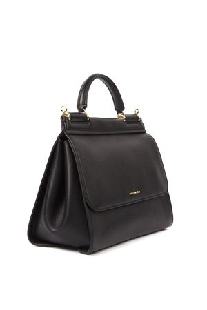 MEDIUM SICILY SOFT BLACK CALF LEATHER BAG FW 2019 DOLCE & GABBANA | 2 | BB6743AA40980999