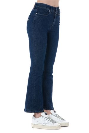 BLUE COTTON BELL BOTTOM JEANS FW 2019 DONDUP | 8 | DP449DS0262W88AMANDA800