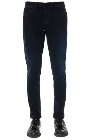 JEANS GEORGE NERO IN DEMIN AI 2019 DONDUP | 4 | UP232DS0162W25GEORGE999