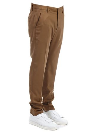 GAUBERT CAMEL WOOL PANTS FW 2019 DONDUP | 8 | UP235WS0121XXXGAUBERT728
