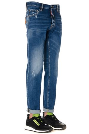 JEANS COOL GUY DENIM IN COTONE AI 2019 DSQUARED2 | 4 | S71LB0641S30663470