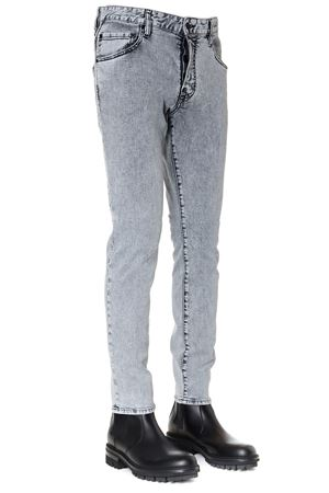 JEANS IN DENIM STRETCH DI COTONE GRIGIO AI 2019 DSQUARED2 | 4 | S71LB0648S30400900