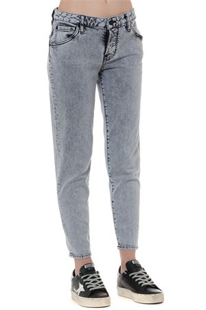 GREY COTTON CROPPED JEANS FW 2019 DSQUARED2 | 4 | S72LB0220S30400900