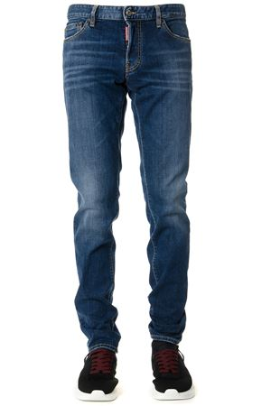 JEANS SLIM FIT IN DENIM AI 2019 DSQUARED2 | 4 | S74LB0565S30664470