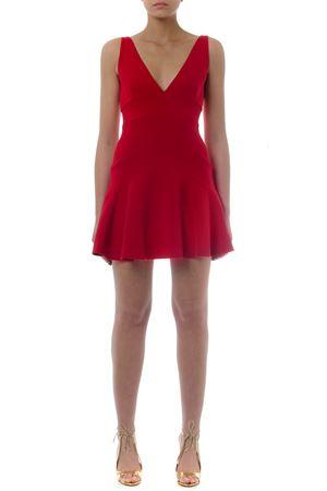 RED PEPLUM MINI DRESS FW 2019 DSQUARED2 | 32 | S75CV0021S52118311