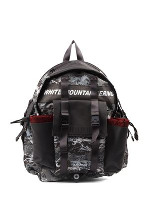 ZAINO MOUNTAINEERING IN NYLON CAMOUFLAGE GRIGIO AI 2019 EASTPAK | 183 | EK73EA621MOUNTAIN