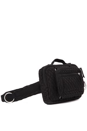 BLACK MATALASSÉ NYLON BELT BAG FW 2019 EASTPAK | 2 | EK94EA831BLACK