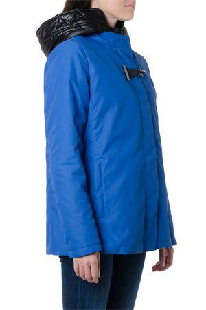 ELETRIC BLUE HOODIE DOWN JACKET FW 2019 FAY | 27 | NAW12394440RBOU817