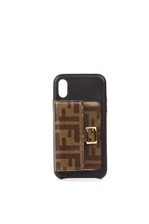 FENDI MANIA IPHONE X CASE FW 2019 FENDI | 5 | 7AR678A9Z1F14R8