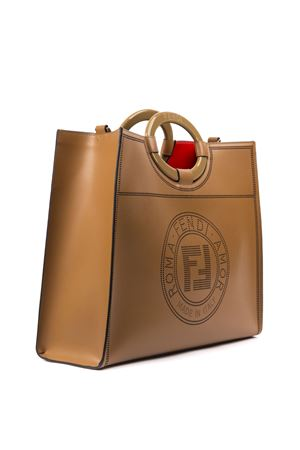 BORSA SHOPPER RUN AWAY IN PELLE AI 2019 FENDI | 2 | 8BH360A8SLF0TUD