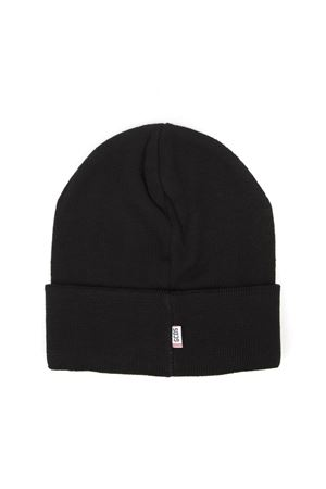 BLACK WOOL HAT WITH LOGO FW 2019 GCDS | 5 | CC94M0155221BLACK