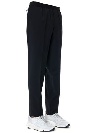 BLACK WOOL PANTS FW 2019 GOLDEN GOOSE DELUXE BRAND | 8 | G35MP5111A1