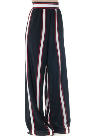 SOPHINE NAVY VISCOSE PANTS FW 2019 GOLDEN GOOSE DELUXE BRAND | 8 | G35WP0181A3