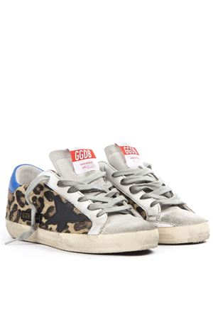 SUPERSTAR SNEAKERS IN LEOPARD PRINTED LEATHER FW 2019 GOLDEN GOOSE DELUXE BRAND | 55 | G35WS5901P85