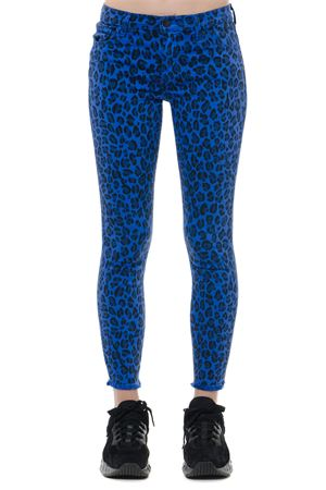 BLUE AND BLACK LEOPARD DENIM SKINNY JEANS FW 2019 J BRAND | 4 | JB002362835I563RJJ46410