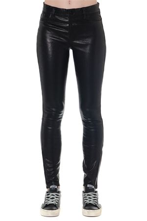 BLACK LEATHER SLIM FIT PANTS FW 2019 J BRAND | 8 | L8001/GMID RISENOIR