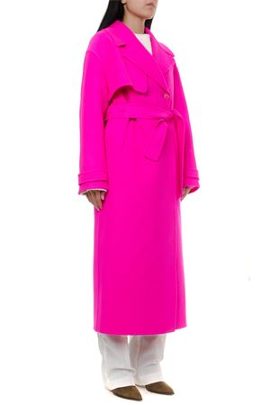 TRENCH SABE ROSA IN LANA VERGINE AI 2019 JACQUEMUS | 31 | 193CO04-19319460PINK