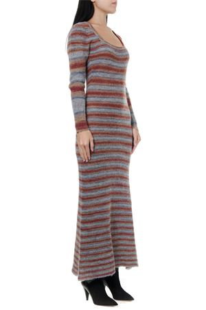 KNITTED STRIPED DRESS FW 2019 JACQUEMUS | 32 | 193KN1219386451RED